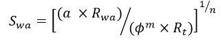 Swaequation